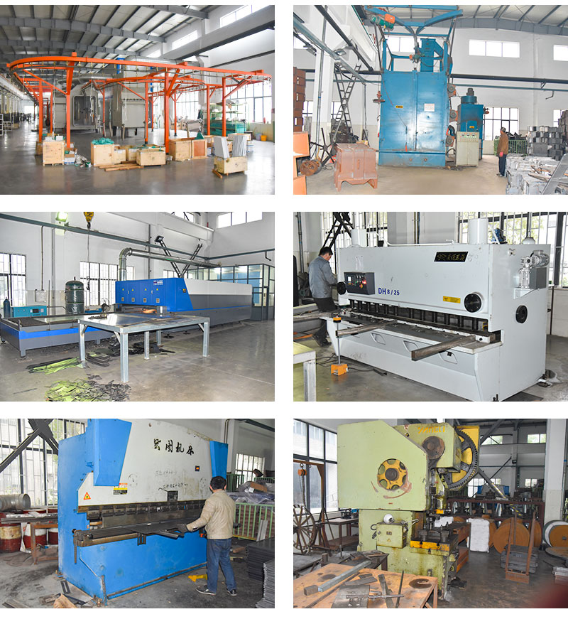 Zhengzhou VOS Machinery Equipment Co., Ltd. processing machines