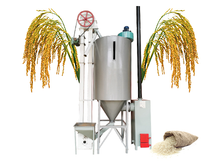 Small Paddy Dryer