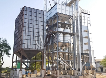 Paddy Parboiling Plant for sale