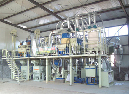 50TPD maize processing machine for sale
