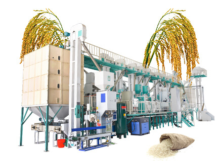 60tpd rice milling plant