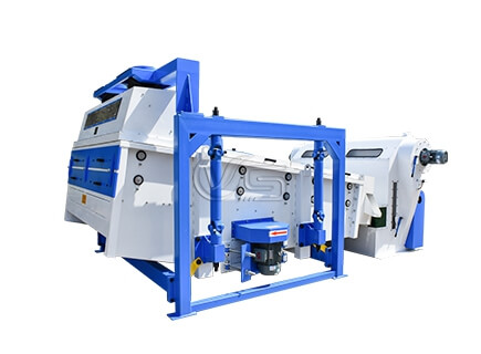 rice cleaner for rice milling plants