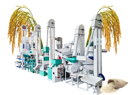 rice mill project price