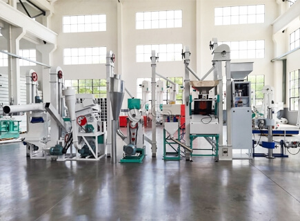 automatic rice mill plant price