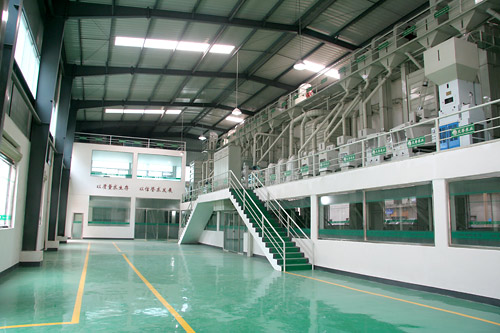 rice mill plant manufacturer